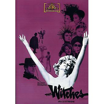Witches [DVD] USA import
