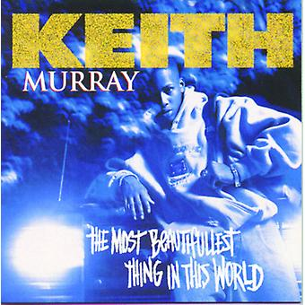 Keith Murray - Most Beautifullest Thing in th [CD] USA import