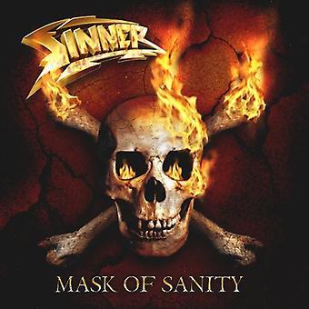 Pecador - máscara de la cordura [CD] USA importar