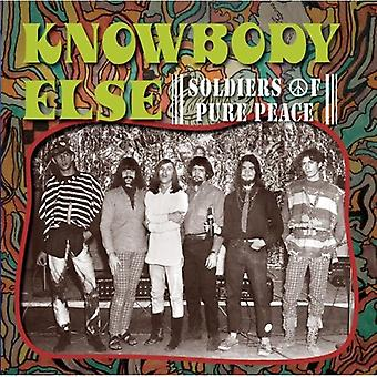 Knowbody Else - Soldiers of Pure Peace [CD] USA import