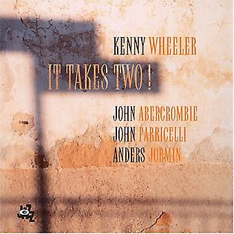 Kenny Wheeler - It Takes Two! [CD] USA import