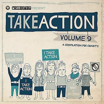 Take Action! - Vol. 9-Take Action! [CD] USA import
