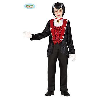 Vampyyri puku vampyyri puku Dracula Halloween lapset