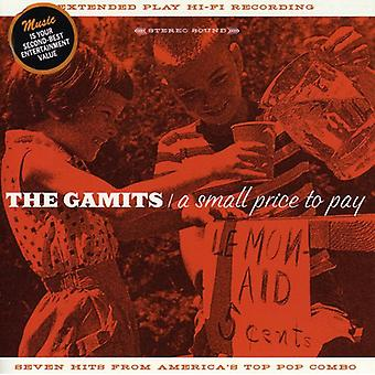 Gamits - Small Price to Pay [CD] USA import