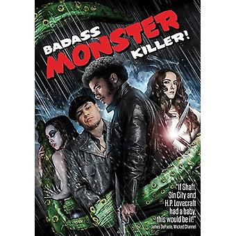 Badass Monster Killer [DVD] USA import