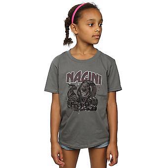 ハリー ・ ポッターの女の子 Nagini マーク t シャツ