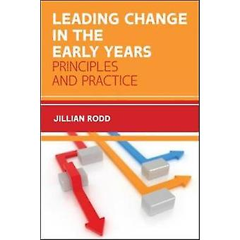 Leading Change in Early Years by RODD