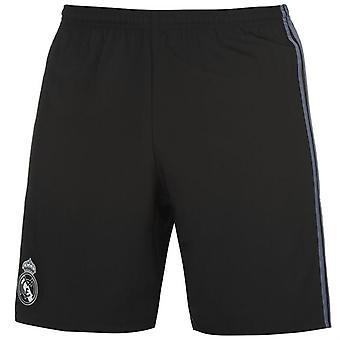2016-2017 Real Madrid Third Adidas Shorts (schwarz) - Kinder