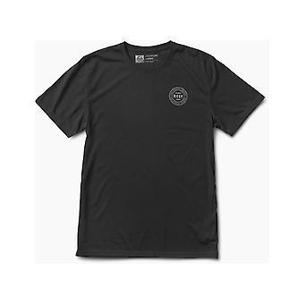 Reef Surfari-apos;s Surf Short Sleeve T-Shirt en noir/blanc