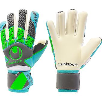 UHLSPORT ABSOLUTGRIP TIGHT HN Goalkeeper Gloves Size