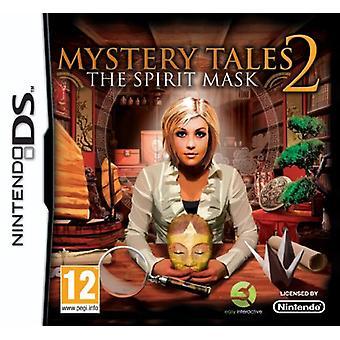Mystery Tales 2 - The Spirit Mask (Nintendo DS) - Som ny