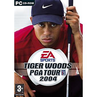 Tiger Woods PGA Tour 2004 (PC)-ny