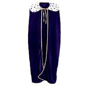 Prom Queen Robe - viola