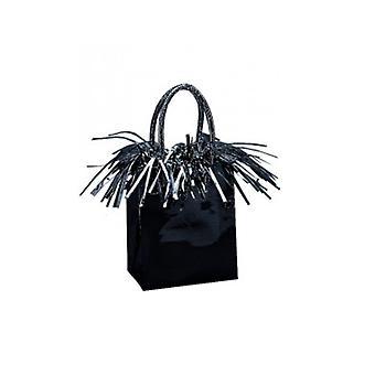 Ballon poids Mini sac à main noir