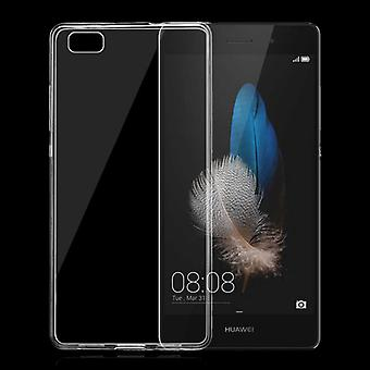 Silikoncase transparent 0.3 mm ultra thin case for Huawei P9 Lite
