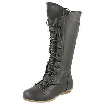 Girls Cutie Knee Length Boot