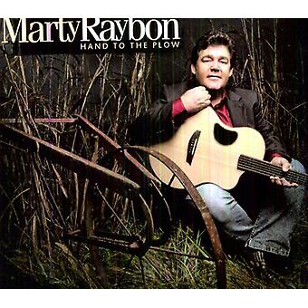 Marty Raybon - Hand to the Plow [CD] USA import