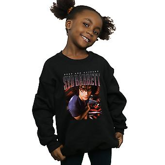 Syd Barrett Girls Dust And Guitars Homage Sweatshirt