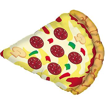 Oaktree Betallic 29 in Pizza Slice Supershape folie ballon