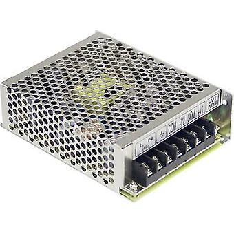 Mean Well RS-50-5 AC/DC PSU-moduuli (+ kotelo) 10 A 50 W 5 V DC