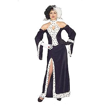 Bnov Dog Lovin Costume Diva/Cruella