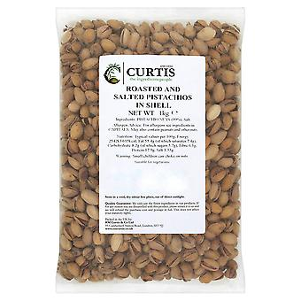 Curtis Roasted And Salted Pistachio Nuts
