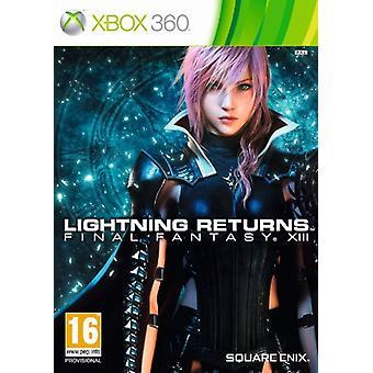 Lightning Returns Final Fantasy XIII (Xbox 360) - New