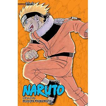 Naruto - Volume 16 - 17 & 18 by Masashi Kishimoto - 9781421554907 Book