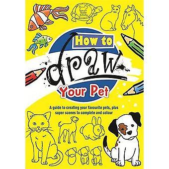 Hur Rita ditt husdjur av Michael Garton - Paul Moran - Michael Garton