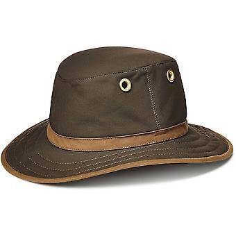 Tilley TWC7 Outback Hat - Olive British Tan