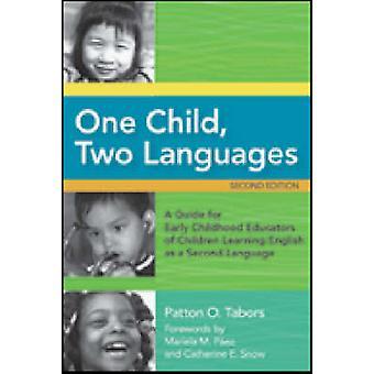 Ett barn - två språk - en Guide för tidig barndom lärare c