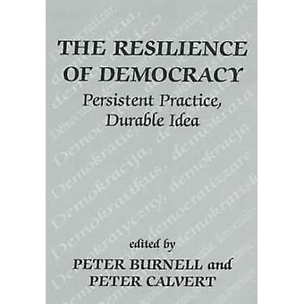 Die Widerstandsfähigkeit der Demokratie - anhaltende Praxis - dauerhafte Idee von Pe