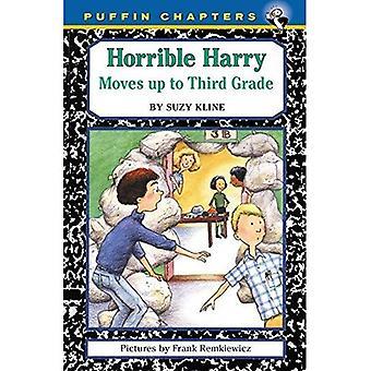 Schreckliche Harry bewegt sich bis zu der dritten Klasse