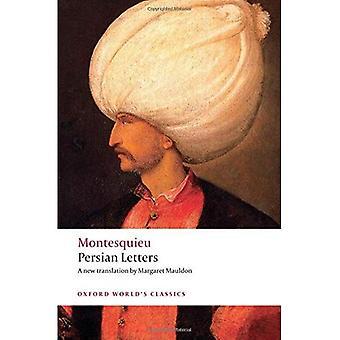 Listy perskie (Oxford światowej klasyki)