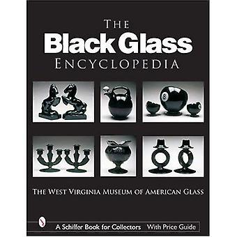 De encyclopedie van zwart glas (Schiffer boek voor verzamelaars)
