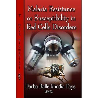Malaria-Resistenz oder Anfälligkeit bei Störungen der Erythrozyten