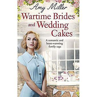Während des Krieges Bräute und Hochzeitstorten