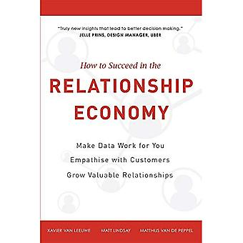 How to Suceed in the Relationship Economy: Make Data Work for You, Empathise with Customers, Grow Valuable Relationships