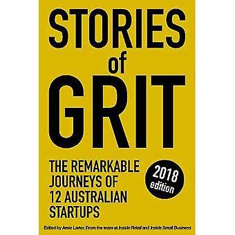 Stories of Grit: The remarkable journey's of 12 Australian startups