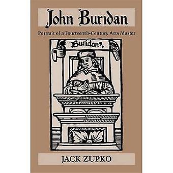 John Buridan - Porträt eines vierzehnten Jahrhundert Arts-Meisters von Jack Zu