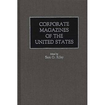 Corporate magazines van de Verenigde Staten door Sam Riley