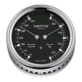 Wempe chronometer works pilot III Comfortmeter CW250009