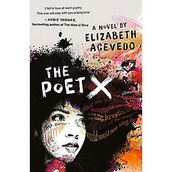 The Poet X by Elizabeth Acevedo - 9781405291460 Book