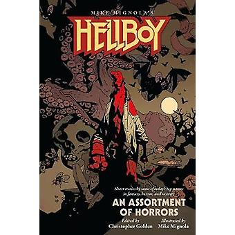 Hellboy - An Assortment Of Horrors by Mike Mignola - 9781506703435 Book