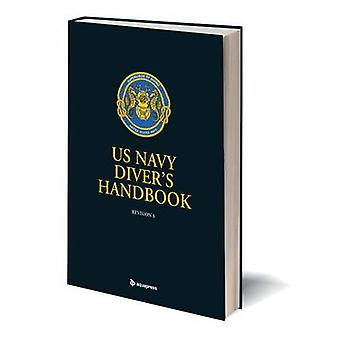 US Navy Divers Handbook - Revision 6 by VARIOUS - 9781905492183 Book