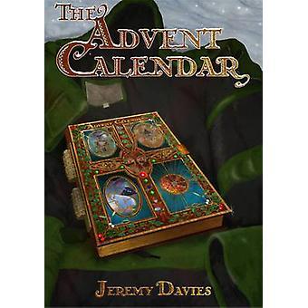 Jule kalenderen af Jeremy Davies-9781908336545 Book