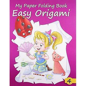 Easy Origami 4 - 4 by Pegasus - 9788131911013 Book
