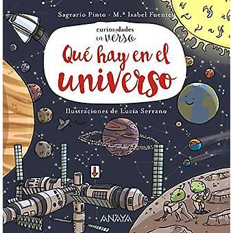 Que Hay En El Universo? by Sagrario Pinto - 9788469833643 Book