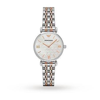 Emporio Armani Women's Quartz Stainless Steel Automatic Watch