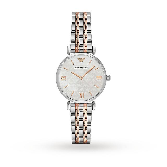 Emporio Armani Women's Quartz Stainless Steel Automatic Watch